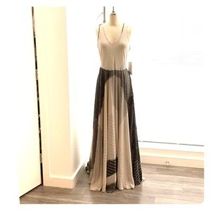 JOHNNY WAS - Biya Silk Bias Cut Dress